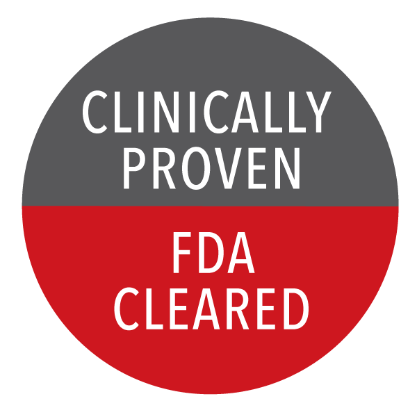 Clinically Proven - FDA Cleared